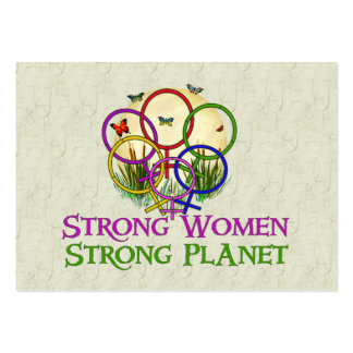Women United Pack Of Chubby Business Cards