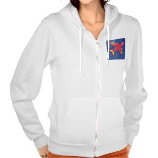 Women's Basic Hooded Sweatshirt aeroplane aircraft