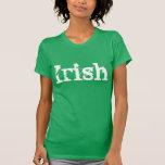 Womens Irish T-Shirt
