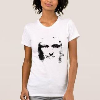 Womens Jesus Face T-Shirt