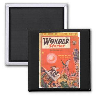 Wonder Stories v06 n03 (1934-08.Continental)_Pulp Square Magnet