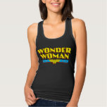 Wonder Woman Name and Logo Shirts
