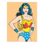 Wonder Woman Portrait Postcard
