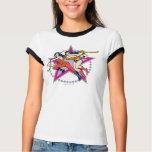 Wonder Woman Star Background T-shirts