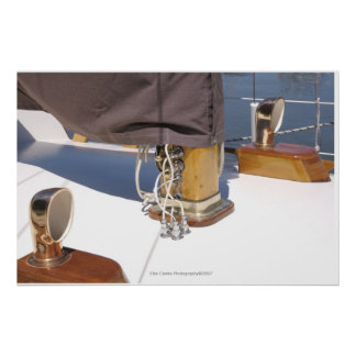 Wooden Boat Photography Poster