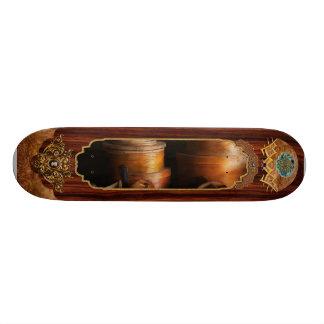 Woodworker - Shaker box shop 18.1 Cm Old School Skateboard Deck