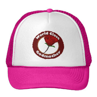 World Class Godmother Mothers Day Gifts Cap