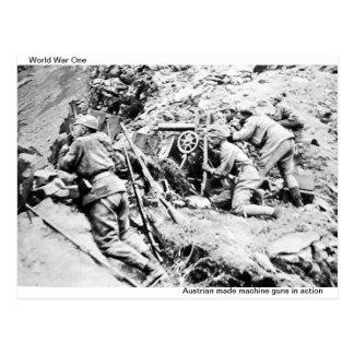 World War One postcard