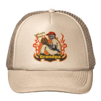 World's Best Grandfather Father's Day Gift Cap