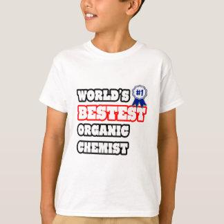World's Bestest Organic Chemist T-shirt