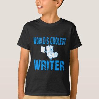 Worlds Coolest Writer T-shirt