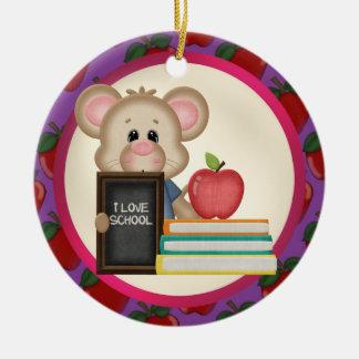 World's Greatest Teacher ornament