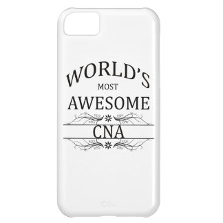 World's Most Awesome CNA iPhone 5C Case