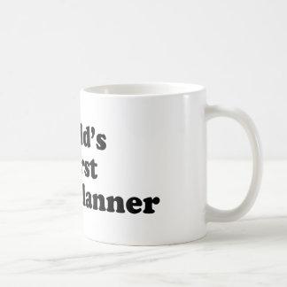 World's Worst Event Planner Basic White Mug