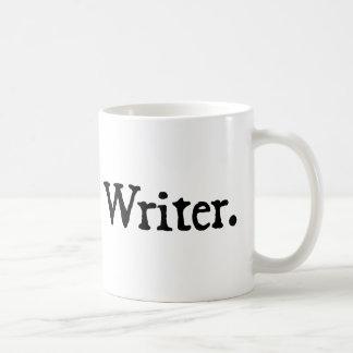 Writer. Basic White Mug