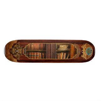 Writer - Books - The book cabinet 20.6 Cm Skateboard Deck