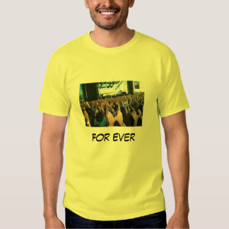Wu Tang Forever T-shirts