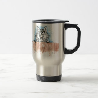 XBox Wolf Stainless Steel Travel Mug