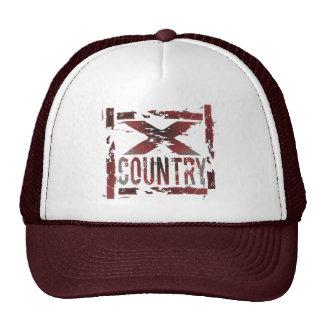 XC Cross Country Runner Cap