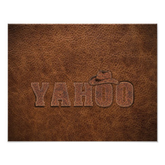 YAHOO western style Photo Art
