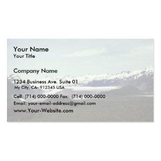 Yalik Glacier Pack Of Standard Business Cards
