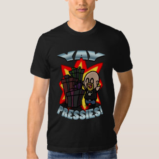 Yay Pressies Shirt