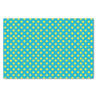 """Yellow Polka Dots 