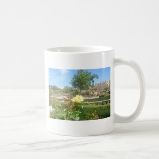 Yellow Rose. Basic White Mug
