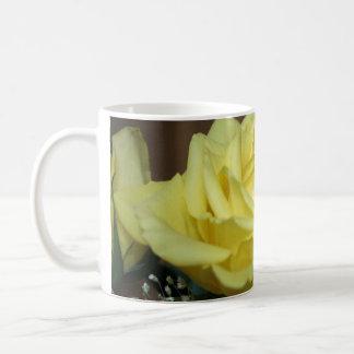 Yellow Rose Coffee Mug