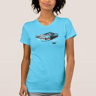 Yellowstone Nat Park Avalanche Peak Wyoming IMITTT T Shirts