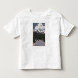 Yellowstone, WY - Index & Pilot Peaks, Cooke Tee Shirts