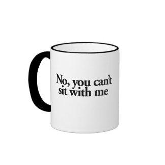 Yes I'm SHORT Ringer Mug