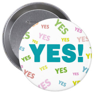 YES! Pin-Back Buttons