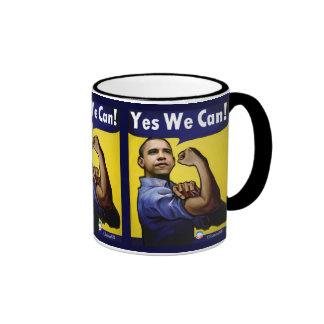 Yes We Can! Mug