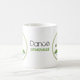 Yoga pose - Lord of the Dance Basic White Mug