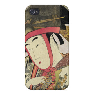 Yoshiwara suzume, Utamaro iPhone 4/4S Covers