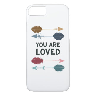 You are Loved - Multi Colored - Phone Case
