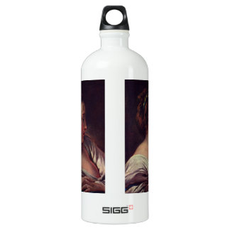Young Girl Jeune fille by Francois Boucher SIGG Traveller 1.0L Water Bottle