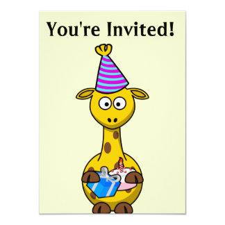 You're Invited Birthday Invitation