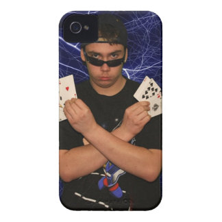 Zack Quinn Magic Man IPhone 4 cases