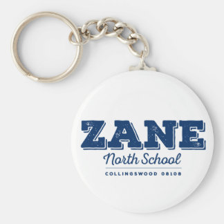 Zane Keychain