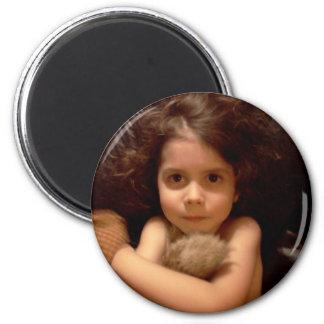 Zane Lawless photo option 1 6 Cm Round Magnet