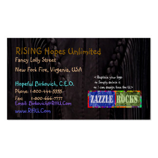 ZAZZLE ROCKS - Kink n Domination Accessories Pack Of Standard Business Cards