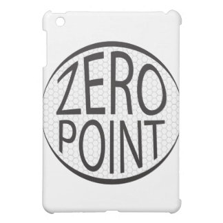 Zero Point Glaze iPad Mini Case