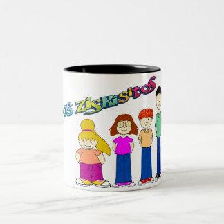 Ziskisitos Two-Tone Mug