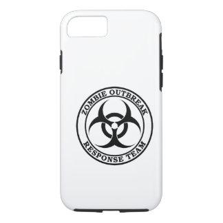 Zombie Outbreak Response Team (Biohazard) iPhone 7 Case