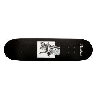 Zombies 21.6 Cm Skateboard Deck